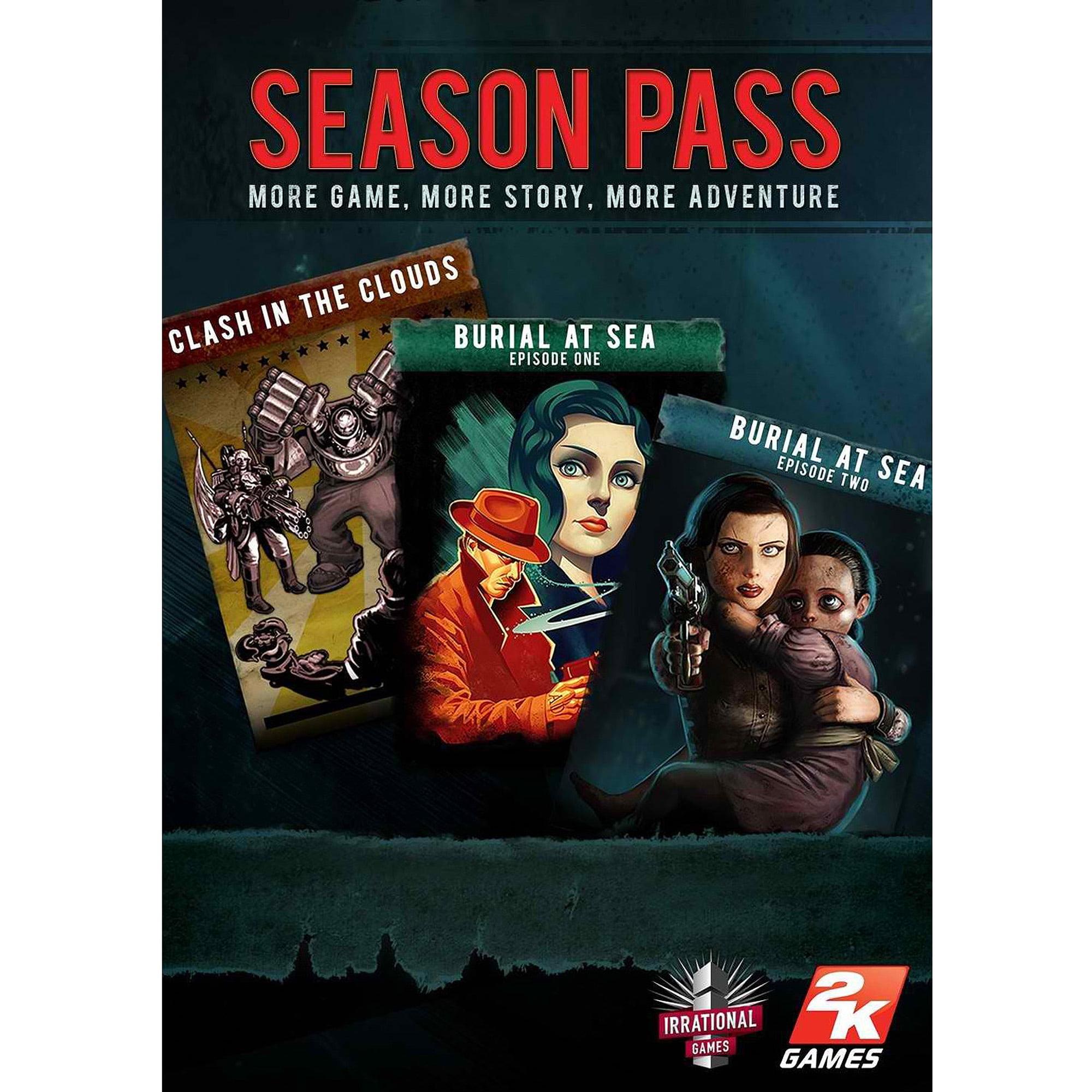 BioShock Infinite Season Pass (Digital Code) (PC)