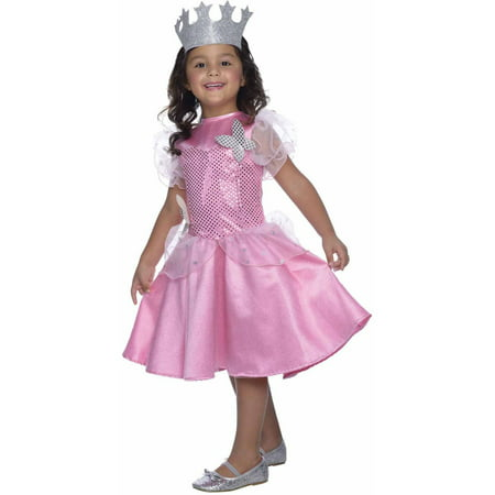 Glinda Sequin Child Halloween Costume - Glinda Costume Toddler