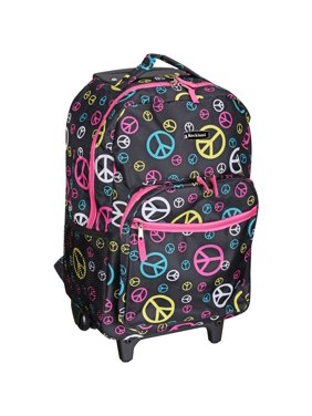 Product Image Rockland Luggage 17 Rolling Backpack a888ea044ecf1