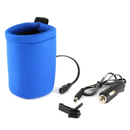 Anauto  Baby Bottle Warmer Portable Travel Car Milk Water Bottle Cup Warmer Heater Pouch,Water Bottle