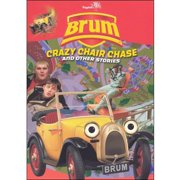 Brum: Crazy Chair Chase & Other Stories by