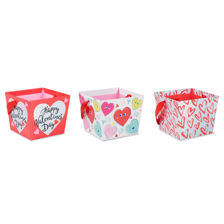 Way To Celebrate Happy Valentine's Day Favor Box