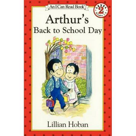 Arthur's Back to School Day - Arthur's Halloween Books