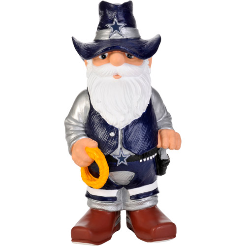 11-Inch Garden Gnome - NFL Dallas Cowboys 2nd Version
