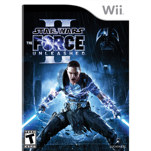 SW Force Unleashed II (Wii)