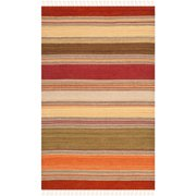 Safavieh Striped Kilim Majorie Wool Area Rug or Runner