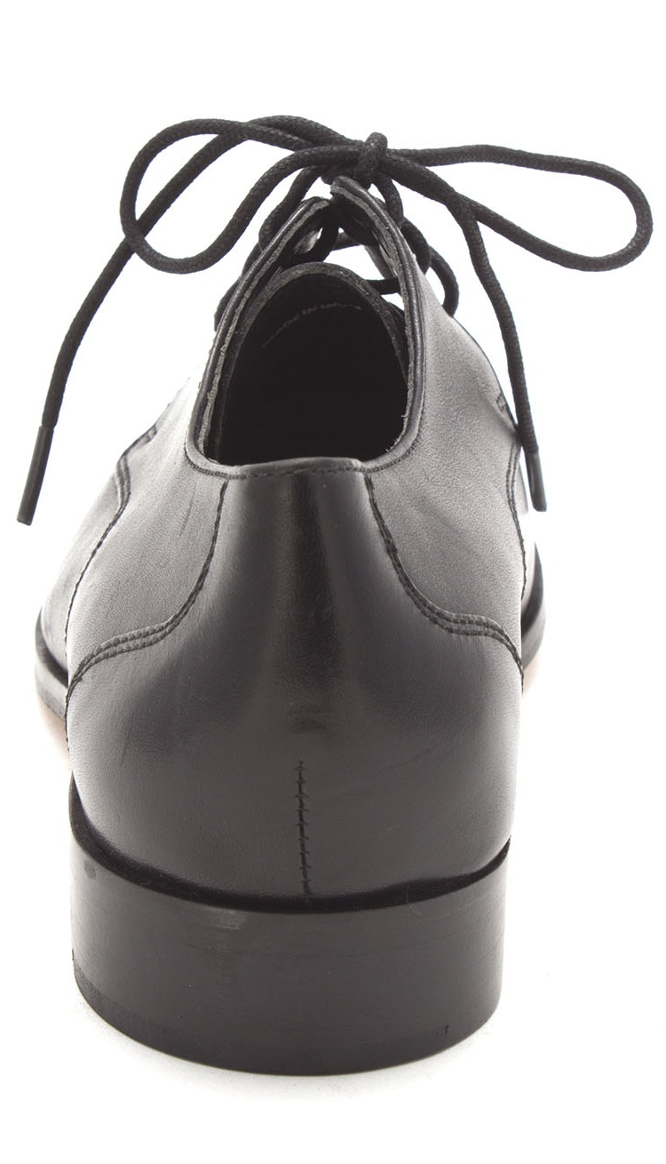 Cole Haan Womens Ritasam Closed Toe Oxfords, Black, Size 6.0