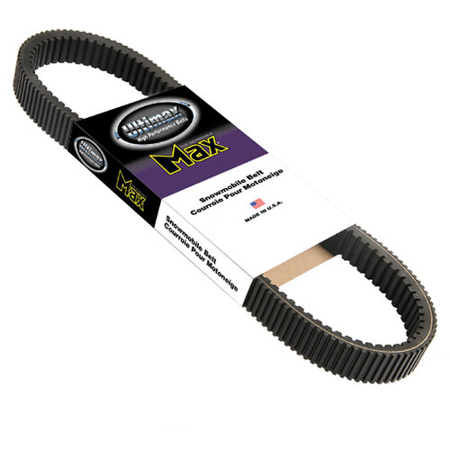 Carlisle Incredible Max 3 Snowmobile Belt P/N Max1042M3