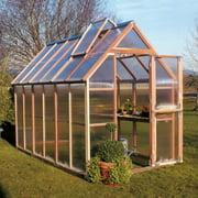 Sunshine Mt. Hood 6 x 12 Foot Greenhouse Kit
