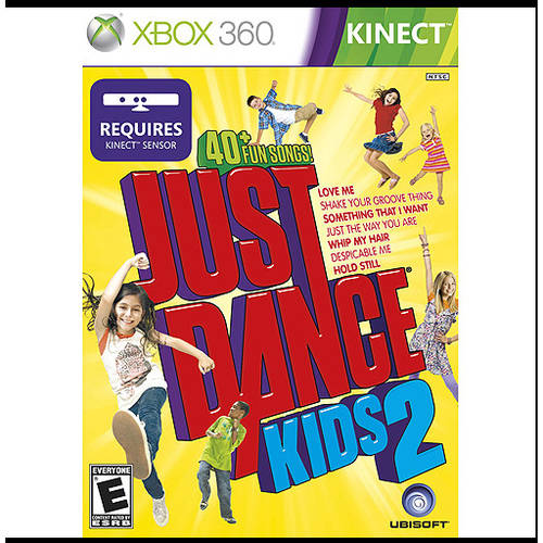 Just Dance Kids 2 Kinect (Xbox 360) - Pre-Owned