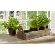 HGC Wooden Garden Plant Tray