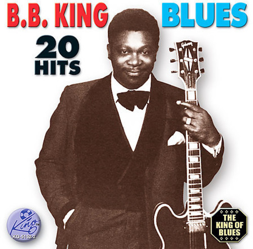 B.B. King - Blues 20 Hits [CD]