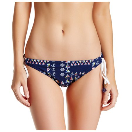 Sperry Top Sider NEW Blue Women's Size XS Boat Bikini Bottom Swimwear
