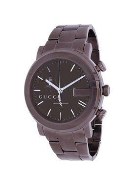 Gucci Men's G-Chrono 101 Series Quartz 43mm Watches