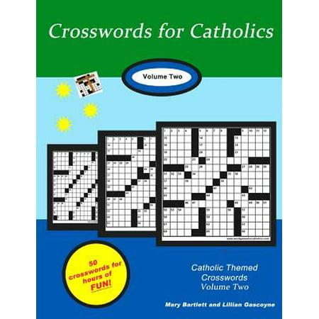 Crosswords for Catholics : Volume Two