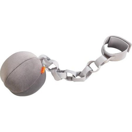 Pirate Ball and Chain Dress-Up Costume Accessory - Ball And Chain Halloween Costume