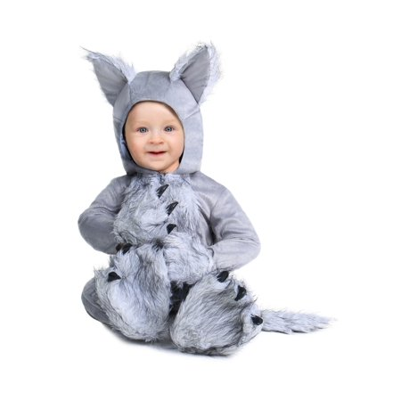 infant wolf costume](Bad Wolf Costume)