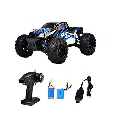 Rc Car Distianert Electric Offroad Remote Control Monster Truck Rtr 1