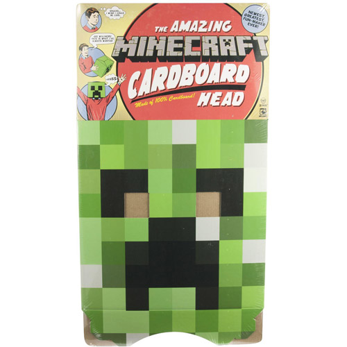 Minecraft Box Head, Creeper