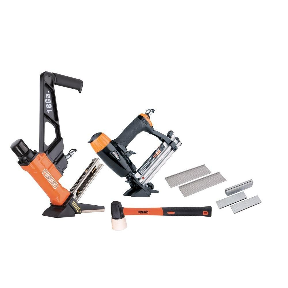 Freeman P2PFK14 Professional Pneumatic Flooring Kit