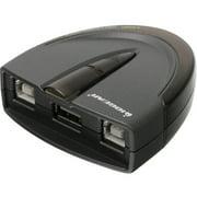 2PORT USB 2.0 AUTOMATIC PRINTER SWITCH AUTOMATICALLY