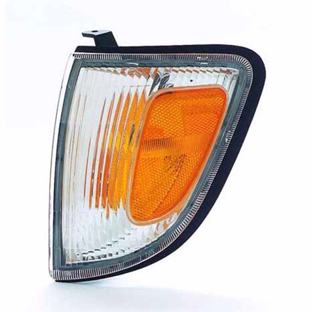 - 1997-2000 Toyota Tacoma  Aftermarket Driver Side  Parking and Side Marker Lamp Assembly 8162004050-V