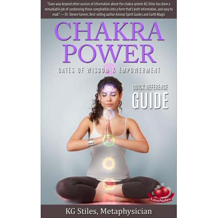 Power Gate - Chakra Power Gates of Wisdom & Empowerment Quick Reference Guide - eBook