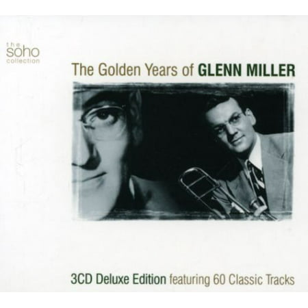 The Golden Years Of Glenn Miller (The Big Band Years 4 Cd Set)