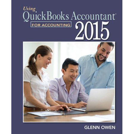 Using Quickbooks Accountant for Accounting 2015
