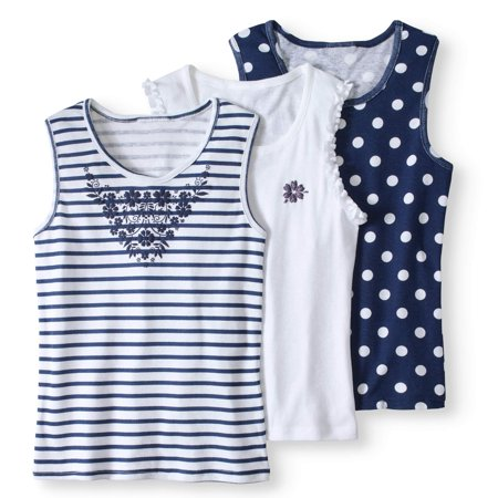 Girl Togas (Girls' Fashion Tank Top 3-Pack)