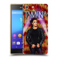 OFFICIAL WWE TAMINA HARD BACK CASE FOR SONY PHONES 2