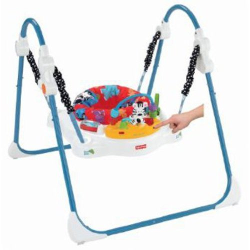 Fisher-Price - Adorable Animals Jumperoo
