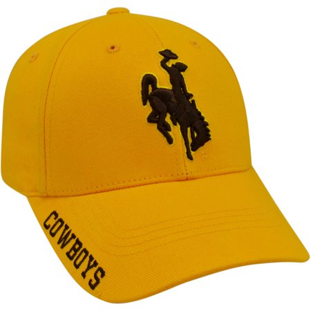 Cowboys Away Jersey - NCAA Men's Wyoming Cowboys Away Cap