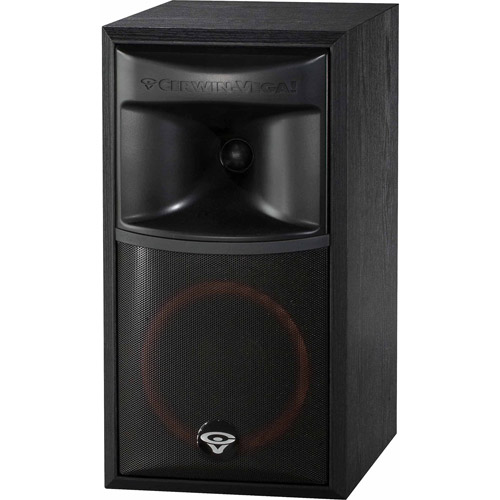 Generic Cerwin - vega Xls - 6 2 - way Home Audio Bookshelf Speaker