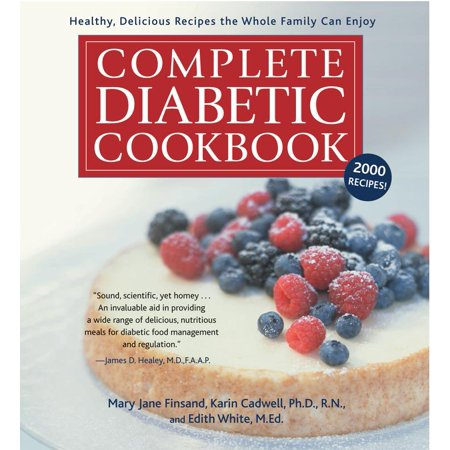 Diabetic Dessert Recipes For Halloween (Complete Diabetic Cookbook : Healthy, Delicious Recipes the Whole Family Can)
