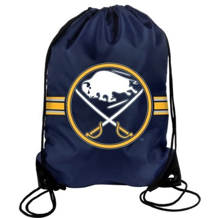 NHL Buffalo Sabres Team Drawstring Backpack