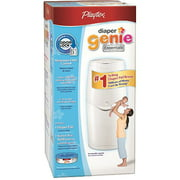 Playtex Diaper Genie Essentials Pail with Starter Refill Pack