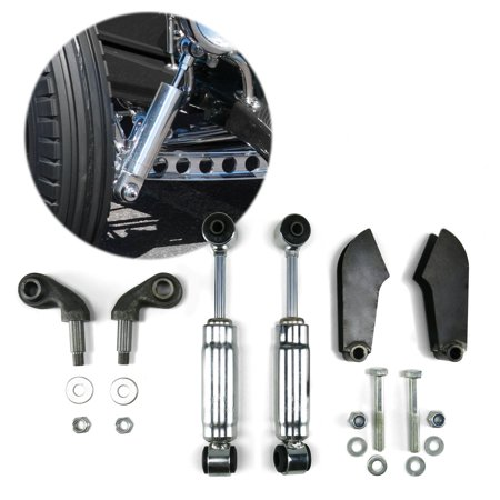 Helix Suspension Brakes and Steering HEXSHKFAB Solid Axle Conversion Kit