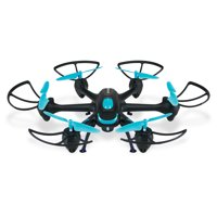 Sky Rider Night Hawk Hexacopter Drone with Wi-Fi Camera, DRW557