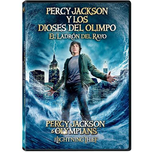 Percy Jackson And The Olympains: The Lightning Thief (Spanish Packaging) (Widescreen)