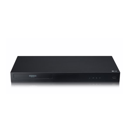 LG Streaming 4K Ultra-HD Blu-ray Player with Dolby Vision -