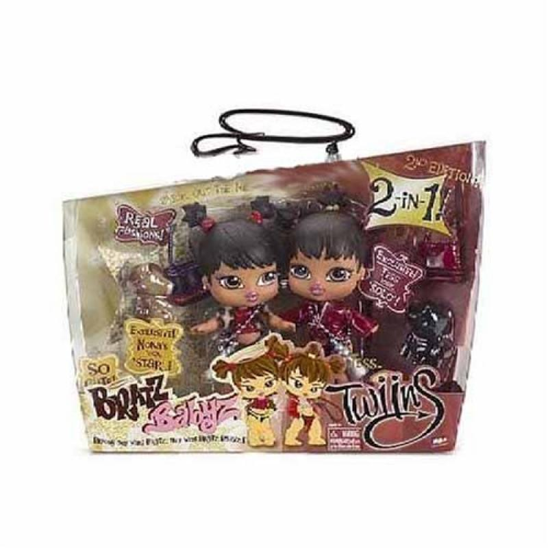 Bratz Babyz Twins Set by MGA Entertainment