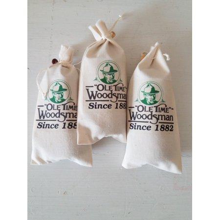 Ole Time Woodsman Fly Dope 3 Bottle Value Pack - Ole Miss Bottle