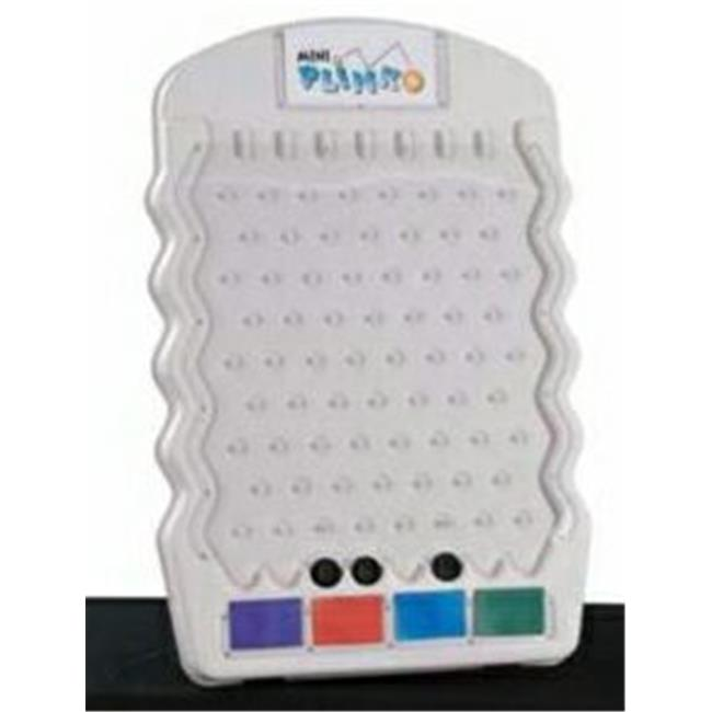 Games People Play 80005 Mini White Plinko 3