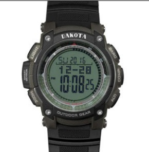Altimeter, Barometer and Compass Multi Sensor Diver's Watch by Dakota by Dakota Watch Company