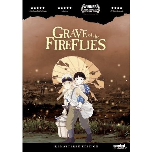 Grave Of The Fireflies (Japanese) (Blu-ray)