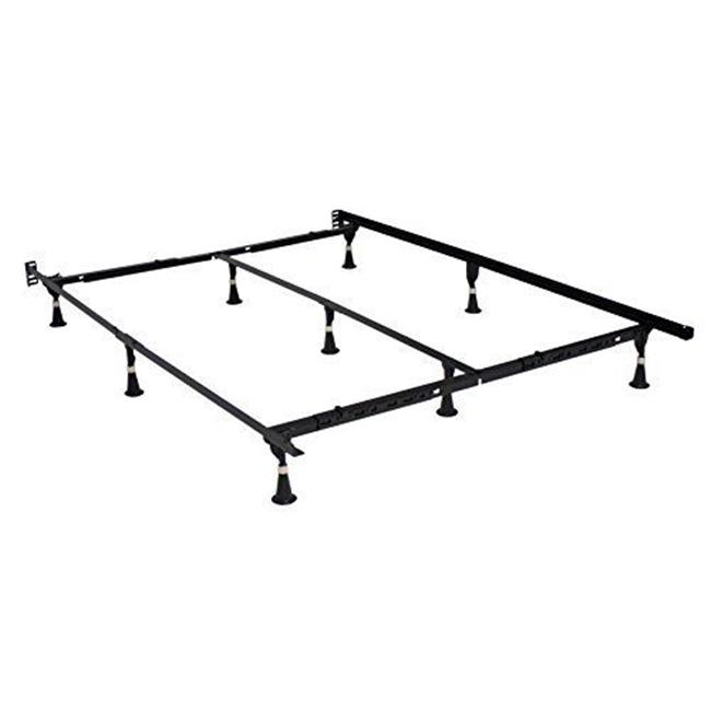 Beautyrest Premium S Bed Frame in Black by Hollywood Bed & Spring Mfg. Co., Inc.