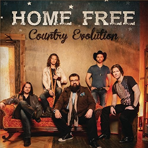Home Free - Country Evolution (CD)