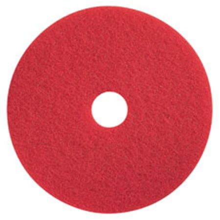 Conventional Floor Spray Buff Pad, 5 Per Carton - 14 in. - image 1 of 1