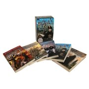 The Dark Is Rising (Boxed Set) : Over Sea, Under Stone; The Dark Is Rising; Greenwitch; The Grey King; Silver on the Tree
